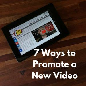 7 Ways To Mak A City Your New Home by 7 Ways To Promote A New T60 Productions