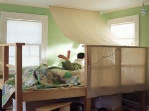 Bunk Bed Canopy Diy Home Home Decorating Ideas Organizing Tips Beds
