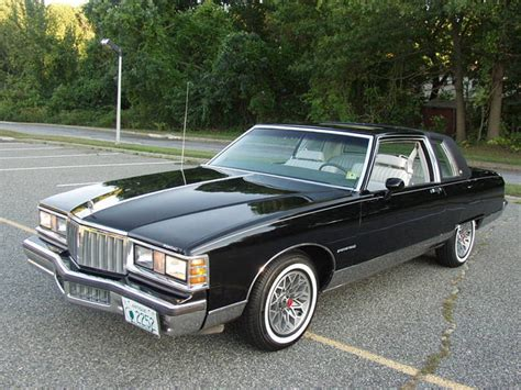 pontiac 1980s 1980 pontiac bonneville information and photos momentcar