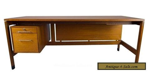 Mid Century Modern Desks For Sale Hvidt Executive Desk Mid Century Modern For Sale In United States