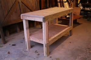 Diy work bench custom work bench build to your correct work height