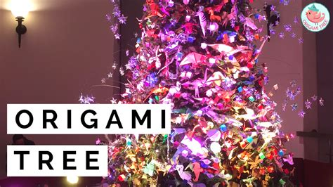 Origami Nyc - 2017 origami tree museum of history 187 origamitree