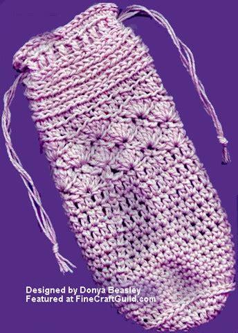 pattern for crochet bottle bag free crochet pattern water bottle cozy
