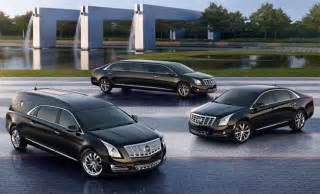 Cadillac Xts Limo Cadillac Xts Lineup Expands To Livery Limo And Hearse Models