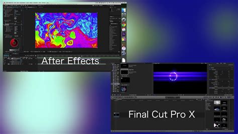 final cut pro youtube video fcpx vs after effects podcast 1 youtube