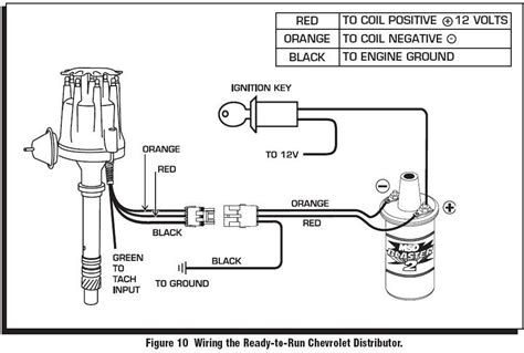 msd distributor wiring diagram ignition set up install free detail exle best general install