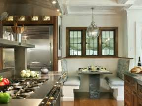 Kitchen Booth Designs by 20 Stunning Kitchen Booths And Banquettes Hgtv
