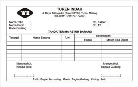 Faktur By Jaya Makmur Si26 nota bon faktur kwitansi invoice percetakan di malang