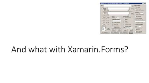 c what is the difference between xamarin form s c everywhere xamarin and cross platform development