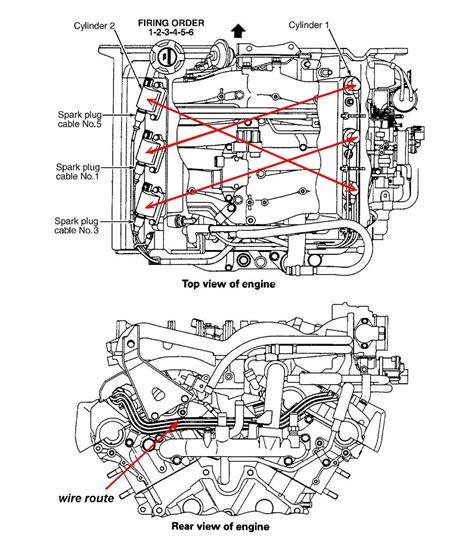1994 mitsubishi montero spark plugs ignition coil idles hesitation