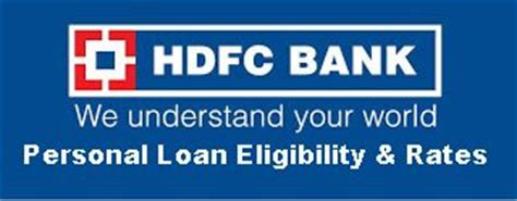 hdfc bank housing loan status hdfc personal loans rates eligibility and documents 2017