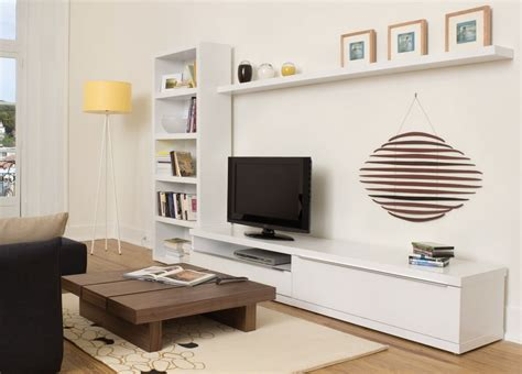 New Design Tv Cabinets Furniture by White Lacquered Bookcase Wall Tv Cabinet Design Valley Tv