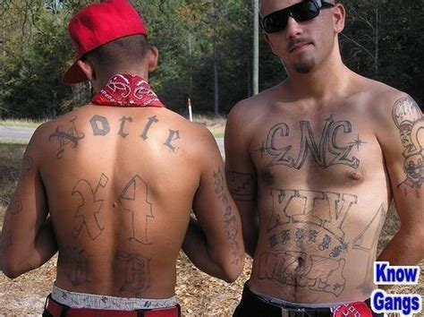 gang tattoo prison tattoos 15 pics