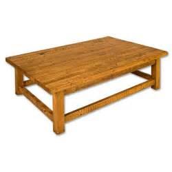 Pine Coffee Table Pine Square Leg Coffee Table Cottage Home 174