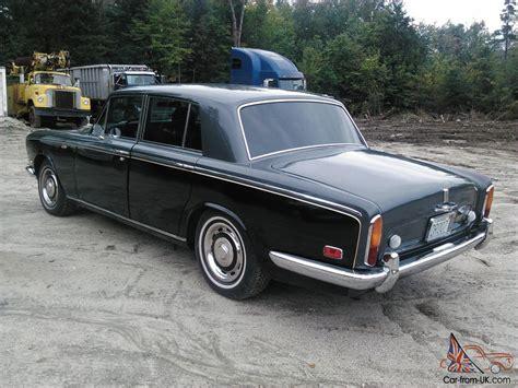 1970 rolls royce silver shadow all original with parts car