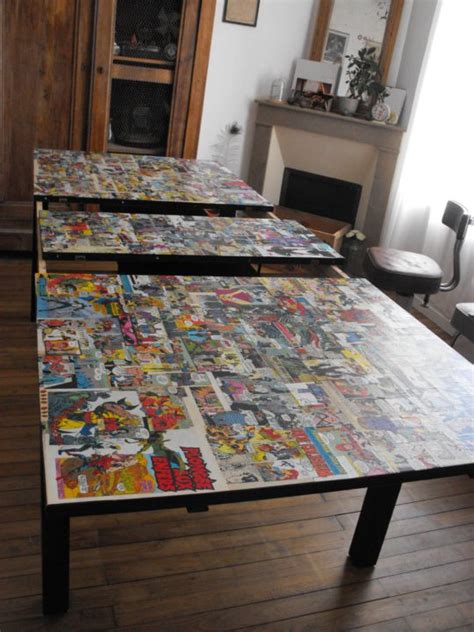 Relooker Une Table Basse by Relooker Une Table Faites Le Plein D Id 233 Es Diy Des