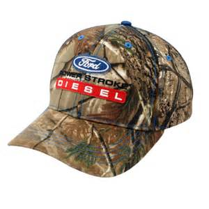 Ford Powerstroke Apparel Ford Hats Tag Hats