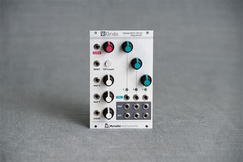 drum pattern algorithms chandracom 187 mutable instruments grids