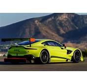 Meet The World Eater New Aston Martin Racing Vantage GTE