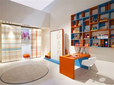 orange and light blue bedroom bedroom interesting modern blue and orange bedroom