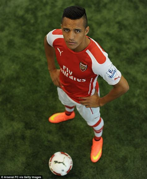 alexis sanchez career stats alexis sanchez set for a lonely start to his arsenal