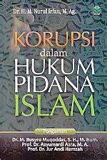 Hukum Pidana Indonesia Pengarang Efendi toko buku rahma korupsi dalam hukum pidana islam