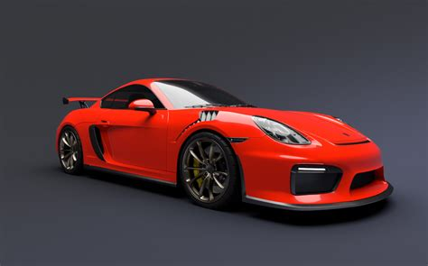 Porsche Gt4rs by Gt4 Rs Clubsport Cayman 981 Boxster Cayman