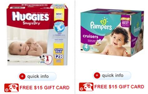 Target Gift Card With Purchase Offers - diaper deals free 15 target gift card with purchase coupons 4 utah