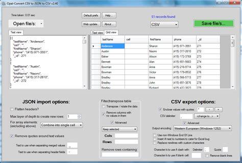 format csv en xls opal convert vcf to csv to vcf download
