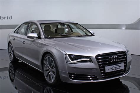 Audi A8 Hybrid by Geneva 2010 Audi A8 Hybrid A Concept In Name Only