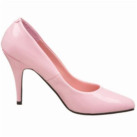 pleaser high heel shoes pleaser high heel patent classic pointy toe shoes