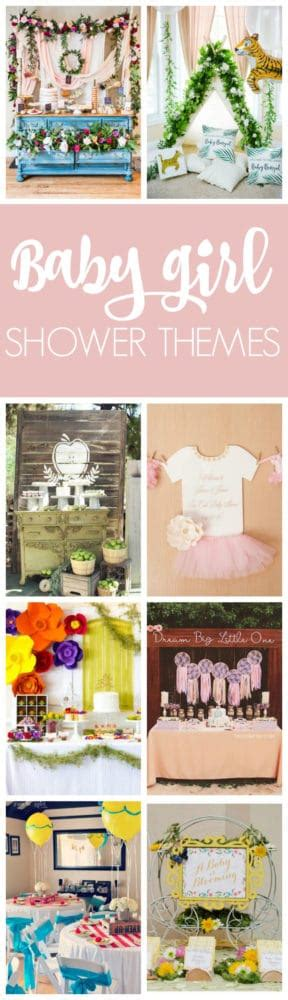 Pretty Baby Shower Themes by 15 Baby Shower Themes Pretty My