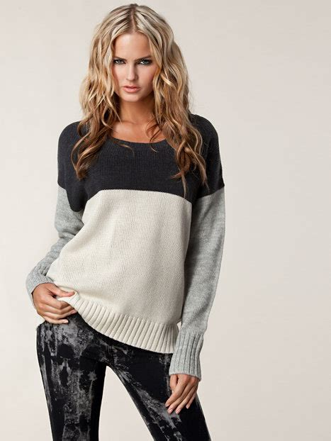 Trend Alert Sweater Jackets by Cazaa Sweater Nly Trend Grey Jumpers Cardigans