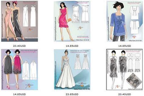 Patrones Y Moldes De Ropa Gratis De Vestidos De Mujer Para | patrones de ropa gratis para descargar imagui