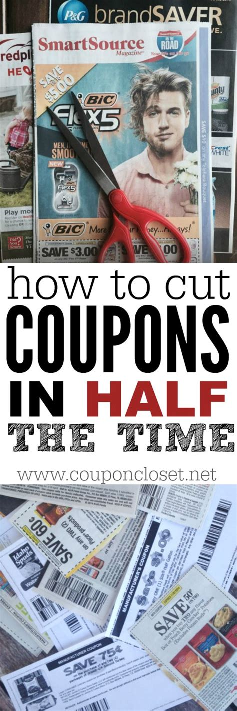Hiltons Time Cut In Half by Save Time On Clipping Coupons One