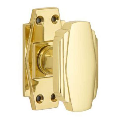 deco door knob 7005 brass nickel chrome bronze