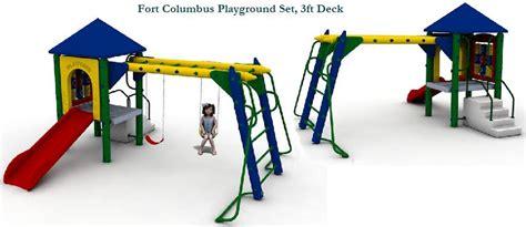 swing sets columbus ohio fort columbus playground set free shipping