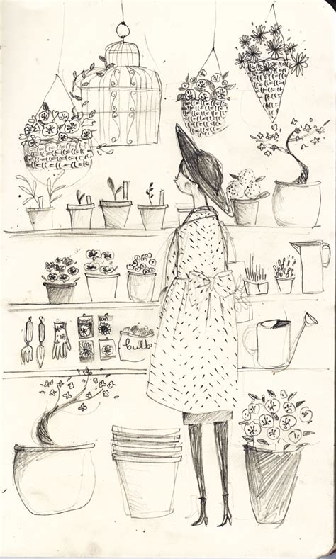 sketchbook shop ten paces and draw