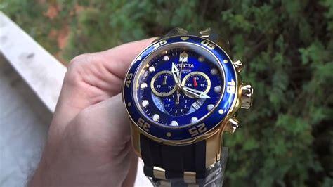 pro dive swiss watches invicta scuba pro diver gold