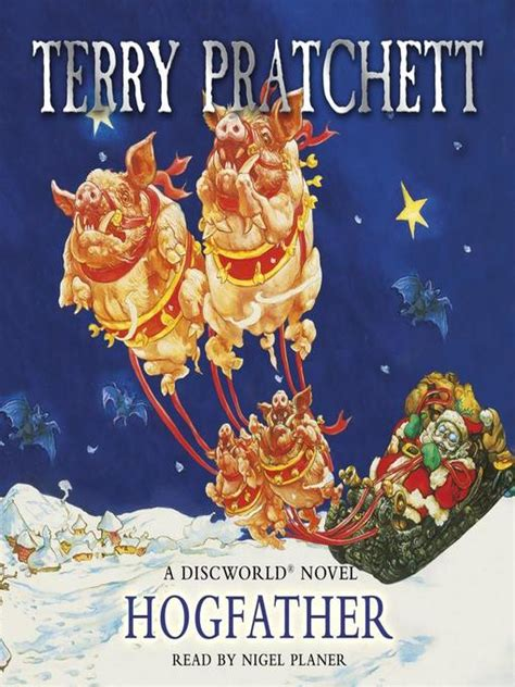 by terry pratchett hogfather favourite fiction audiobook recommendations listening