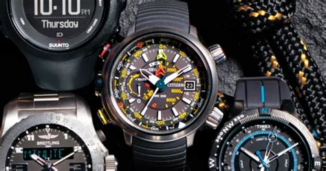 Citizen Promaster Altichron The Most Rugged Outdoor Rugged Outdoor Watches