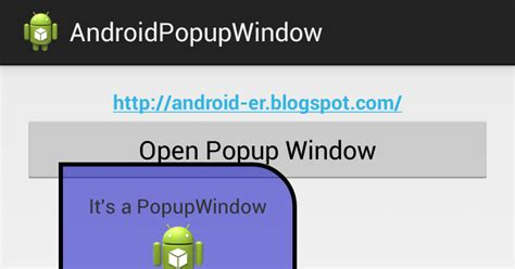 android popup layout android er create background of popup window with custom