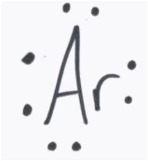 electron dot diagram for argon illustrations pictures about argon
