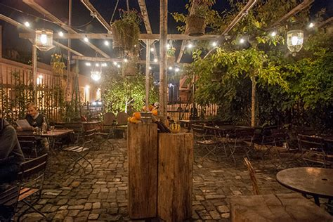 backyard bar brooklyn where to eat outside or the 10 best new brooklyn