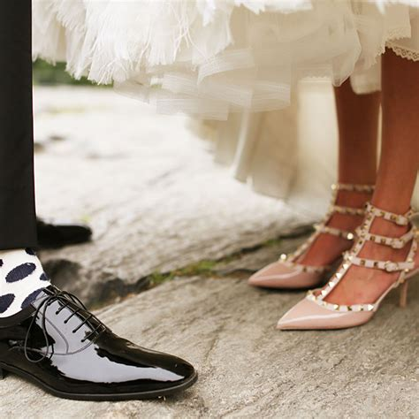 wedding shoes valentino valentino rockstuds are the suitable as wedding shoes