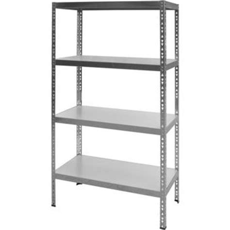 Homebase Shelving For Garages by Freestanding Shelving Rack Homebase Co Uk