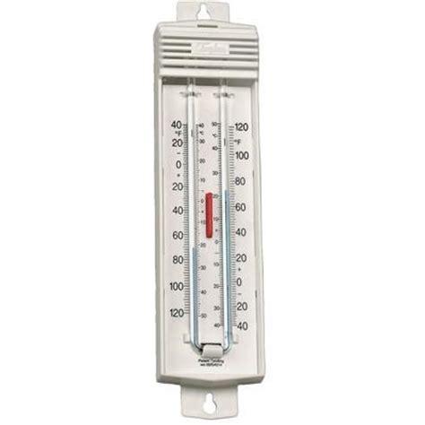 Termometer Maksimum Minimum maximum minimum thermometers 110135 ben