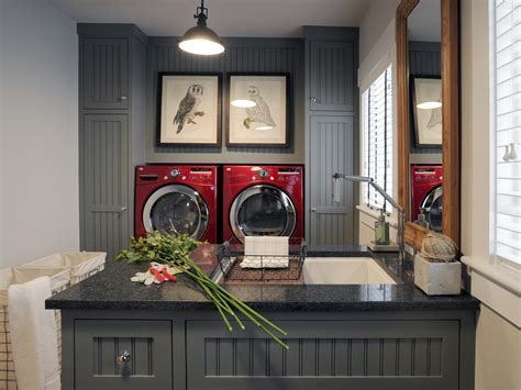 20 Laundry Room Makeover Ideas You Can Try in Your Home