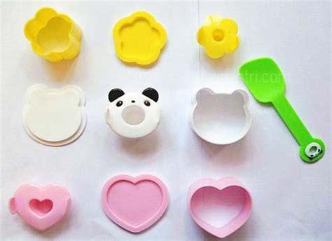 Cetakan Bento Nasi Dan Makanan Panda Bunga Dan Berkualitas jual cetakan nasi bento bentuk panda bunga dan tokopastri