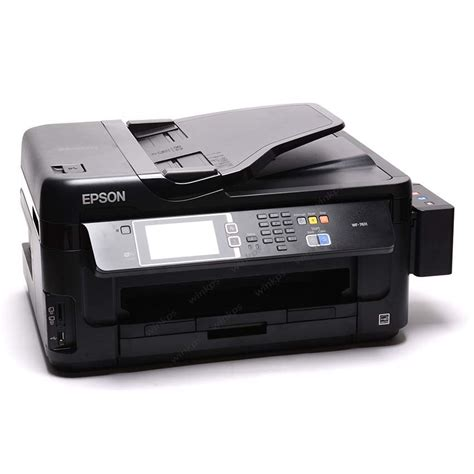 Printer Epson Workforce Wf 7611 wink printer solutions epson workforce wf 7611